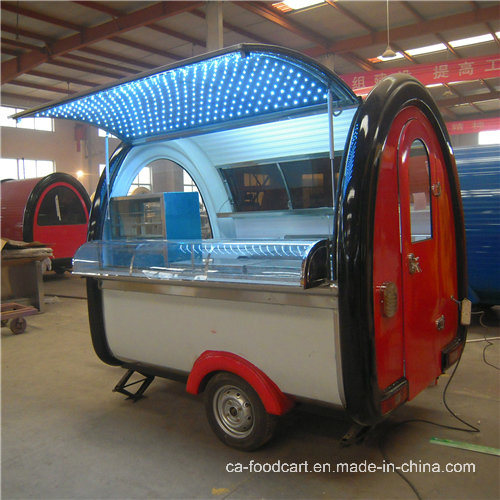 Colorful Mobile Food Vending Trailer pictures & photos