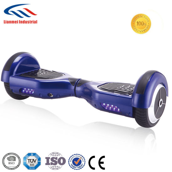 Ce EMC IEC60335 UL2272 Certificated Hoverboard 6.5inch Cheap Price pictures & photos