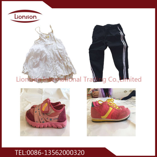 High Quality Leisure Sports Shoes Used Shoes Exported to Kenya pictures & photos