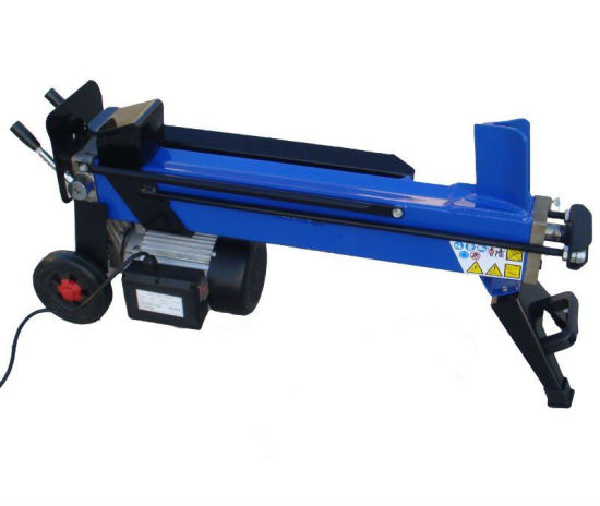 Small 2200W 7 Ton Electric Log Splitter Ce Approved