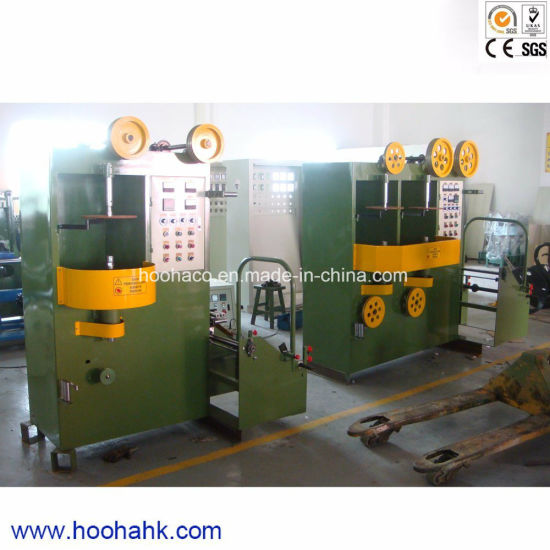 Electrical and Electronic Wire Extrusion Machine Line pictures & photos