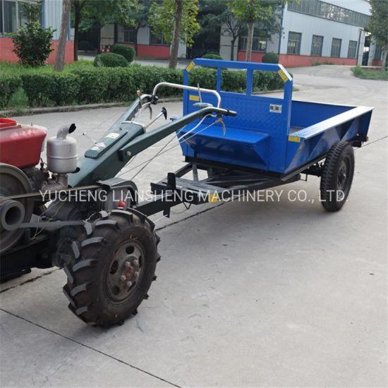 Walking Tractor Spare Parts / Diesel Walking Tractor / Walking Tractor Trailer