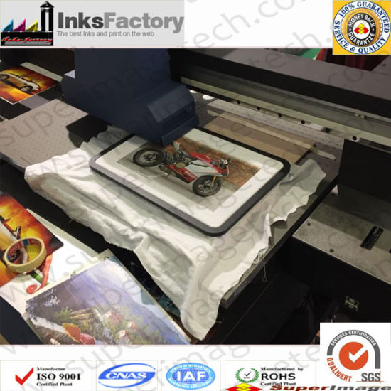 China Desktop T-Shirts Printers with 4 T-Shirts Trays