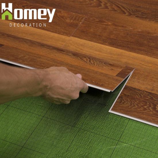 Spc Woodgrain Designs Pvc Sheet Vinyl Material Flooring Tile