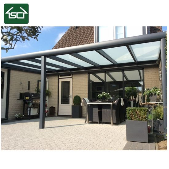 Outdoor Waterproof Polycarbonate Sheet Patio Cover