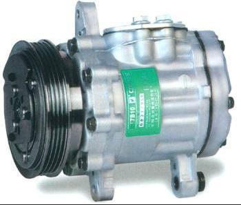 Auto AC Car Portable Compressor