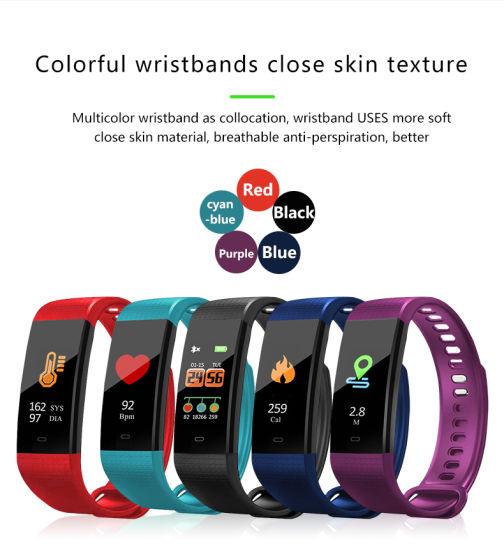 Y5 Smart Watch Fitness Tracker Smart Bracelet Waterproof Smart Wristband Smart Watch