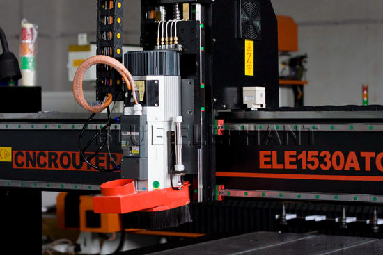 China 4th Axis CNC Router Machine, 3D Atc CNC Router with Italy Hsd Atc Spindle pictures & photos