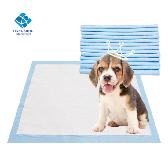 45*60cm Super Absorbent Scented Puppy Training Pads Pet Supplies pictures & photos