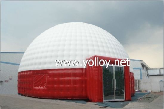 Inflatable Dome Tent for Party Exhibition Event pictures & photos