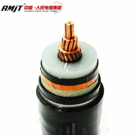 4 Core 120mm Copper/Aluminum XLPE Insulated Armoured Power Cable pictures & photos