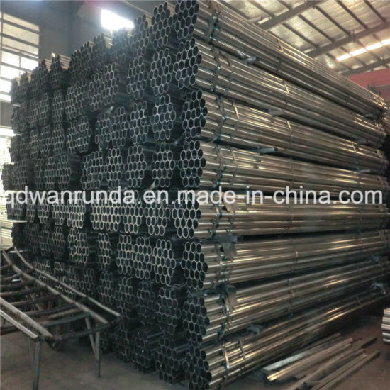 Rectangulat Steel Tube with Galvanized Surface pictures & photos