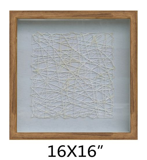 Abstract Shadow Box for Wall Art GF-M19052301 pictures & photos