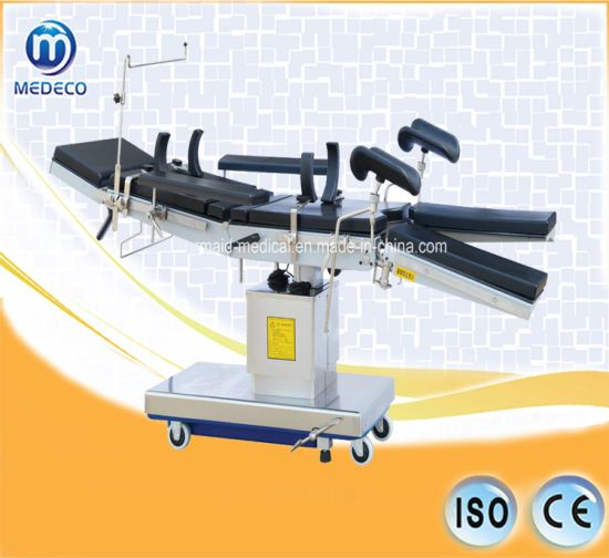 Hospital Table with Ce/ISO Approved Ecoh006-D pictures & photos
