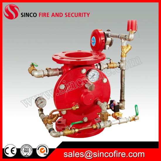 Cheap Price Deluge Valve for Fire Fighting System pictures & photos