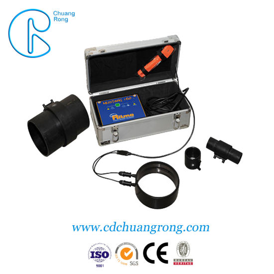 Plastic Pipe Fitting Electrofusion Welding Machine pictures & photos