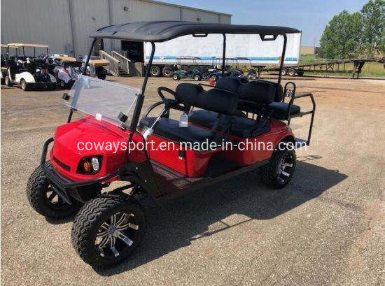 Wholesale High Performance Ezgo Express L6 Elite Electric Golf Cart
