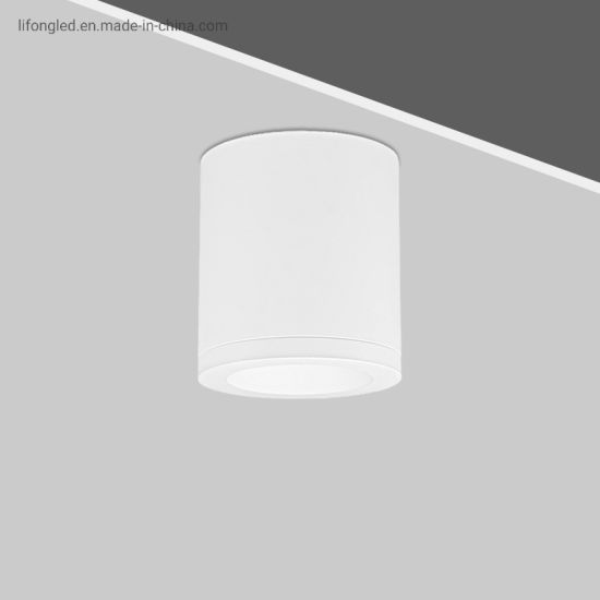 Decorative Cylinder 5~40W COB LED IP54 Surface Mounted Down Lights