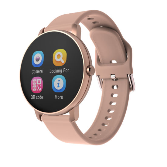 Waterproof IP67 Smart Adult Wrist Watch Support Multi Functions