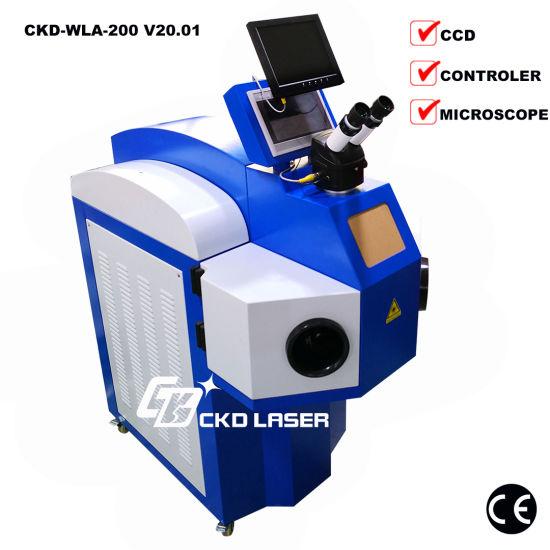 2020 Hot Sale YAG Laser Welding Machine for Jewelry Repairing