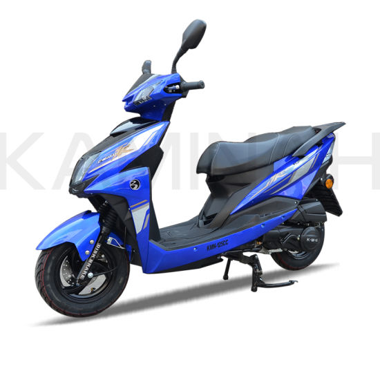 China 125cc Gas Scooters Motorbike Motorcycle Gasoline Scooter SL pictures & photos