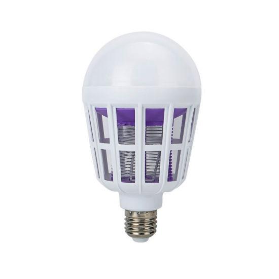 LED Anti-Mosquito Lighting Dual Use Bird Cage Anti-Mosquito Bulb 15W Dual-Use Anti-Mosquito Bulb Anti-Mosquito Bulb Bulb