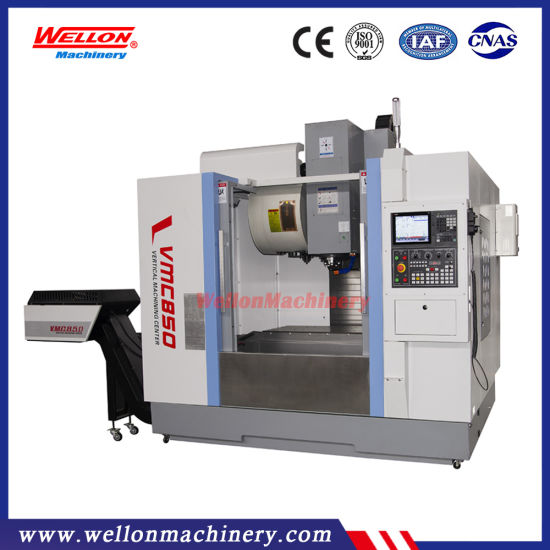 High Precision CNC Vertical Milling Machining Center VMC850