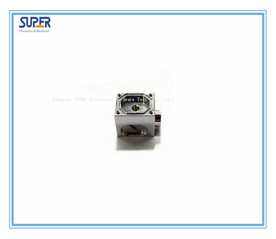China Manufacturer Precision Milling Spare Parts Component Export Sp-420