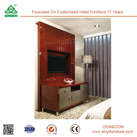 Approved by SGS Modern Customized Hotel Bedroom Furniture pictures & photos
