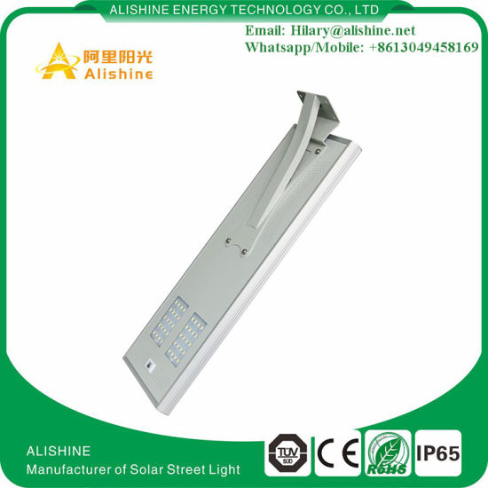 New 40W China Manufacturer Outdoor Lighting Solar Street Light pictures & photos