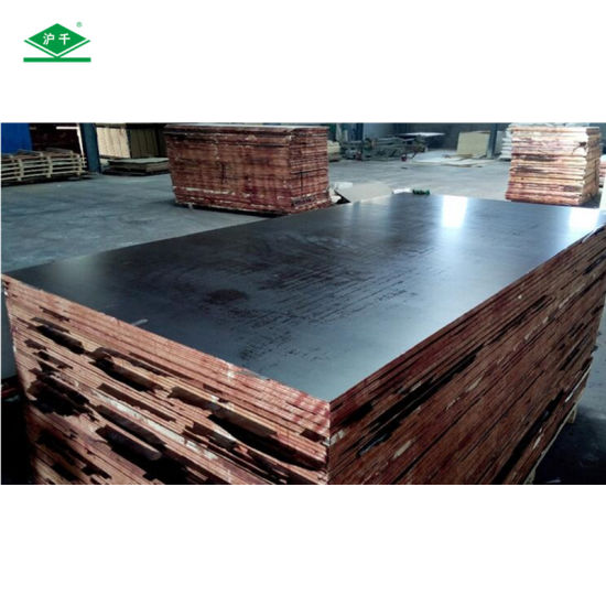 Cheap Building Materials 18mm Concrete Shuttering Plywood Price pictures & photos