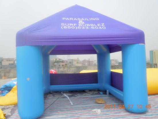 Inflatable Booth/Stand/ Booth Tent Inflatable Advertising Trade Canopy pictures & photos