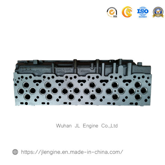 Dongfeng Dcec Bare Cylinder Head Engine Head Isle Model Engine Head 4942138 5259423