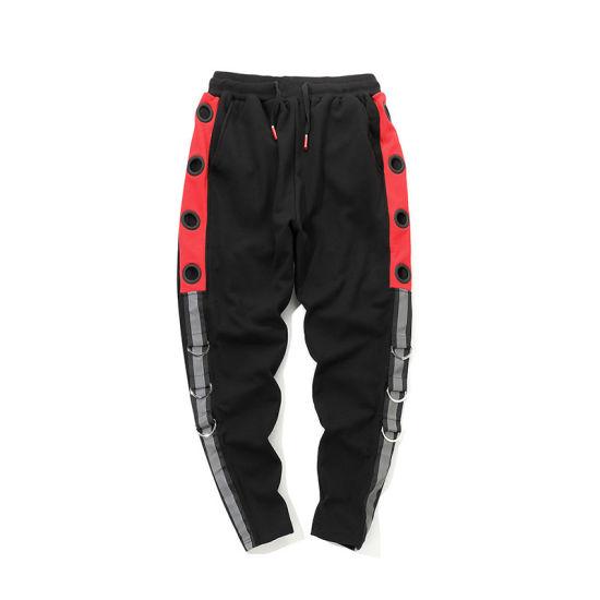 Custom Joggers Sports Pants Wholesale High Quality Cotton/Polyester Sweatpants Jogger Pants