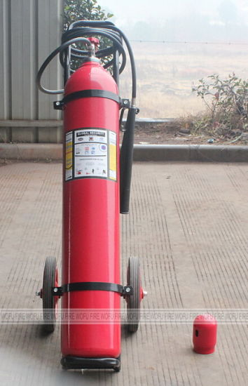 25kg High Pressure Carbon Dioixde Fire Extinguisher pictures & photos