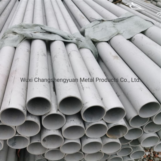 Building Material ASTM Stainless Steel Round Pipe (201, 202, 304, 304L, 309, 309S, 310, 316, 316L, 321, 347, 409, 410, 416, 430)