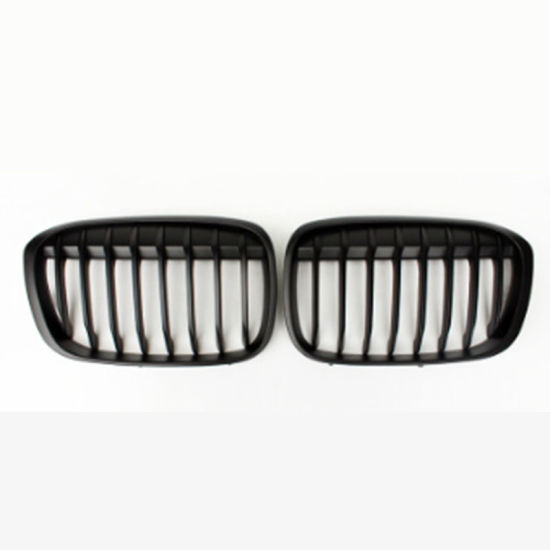 Car Tuning Auto Hood Tailgate Grille for BMW X1 F48