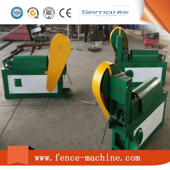 Hot Sale and High Quality Automatic Straightening and Cutting Machine pictures & photos