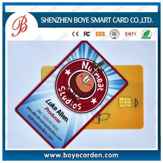 Custom Free Sample Tk4100 Card 125kHz Smart Facebook ID Card