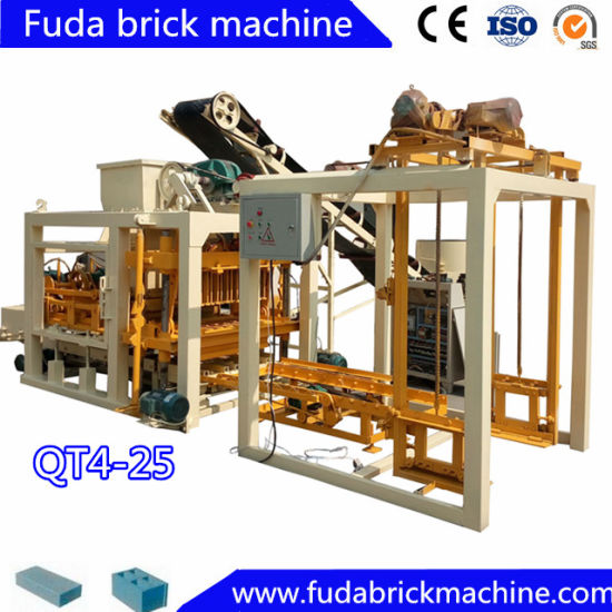 Refractory Brick Cutting Machine High Quality Hydraulic Press Brick Machine