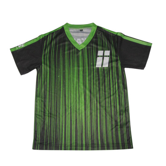Good Quality New Design Sports Soccer Uniform Football Uniform Custom Sublimation Football Wear