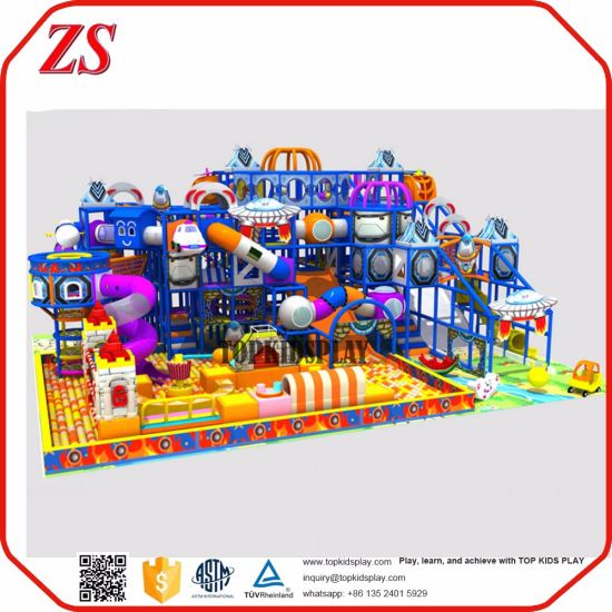 China Soft Play Equipment Fo Home Indoor Toddler Playground Indoor ...