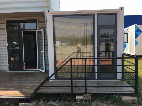 Quality Guaranteed Economical Container Home/Hotel/House pictures & photos