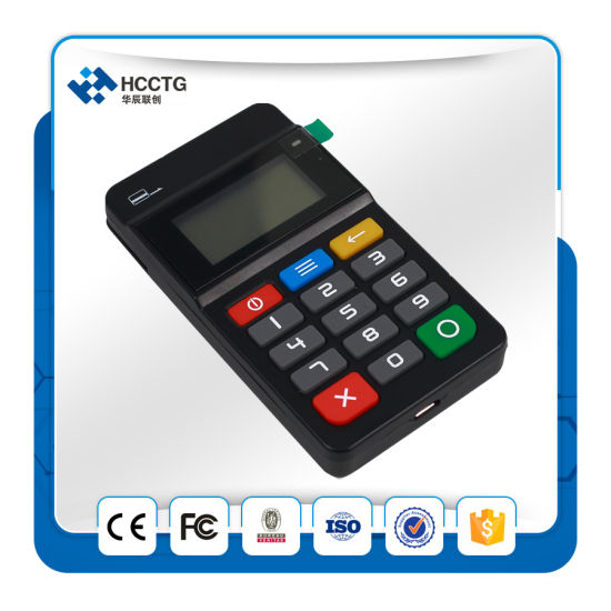 Support Msr Contact Contactless Bluetooth Mobile Payment Terminal (HTY711) pictures & photos