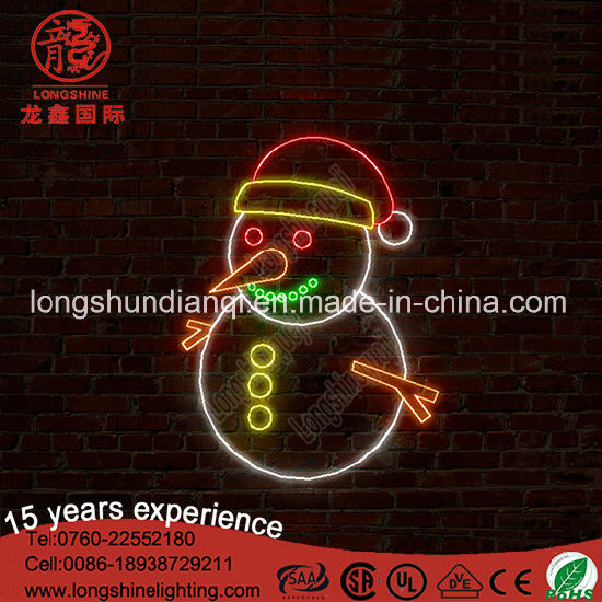 China led christmas new design snowman lights motif light 2d xmas led christmas new design snowman lights motif light 2d xmas rope light 3030cm waterproof outdoor aloadofball Images