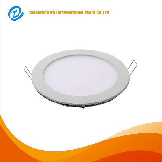 6W Round Recessed LED Downlight with Dimmer Driver for Home pictures & photos