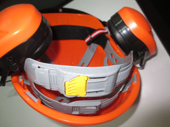 Industrial Working Types of Safety Helmet Ear Muff pictures & photos