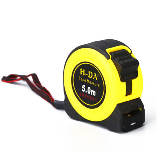 Sturdy and Durable Tape Measure with Rubber Cover