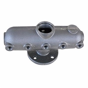 OEM Fire Hydrant Parts with Resin Sand Casting