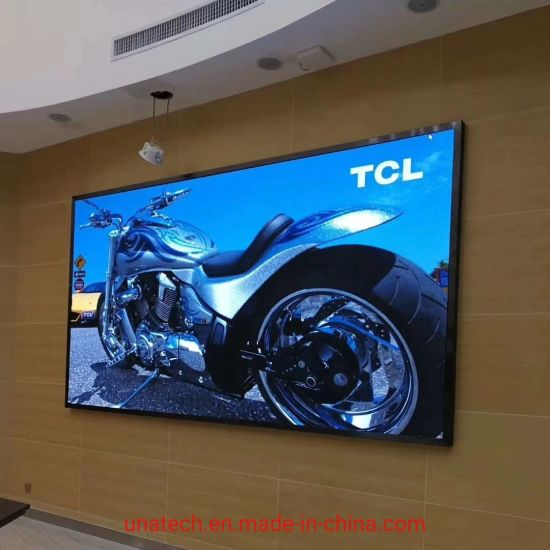 Indoor Club/Meeting Room RGB Video Advertising Screen Full Color P6 Fixed Install LED Display